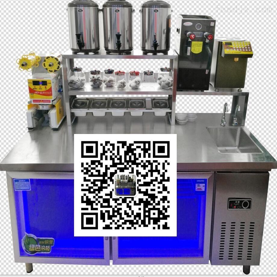 奶茶店常用设备有哪些奶茶设备一套要多少钱