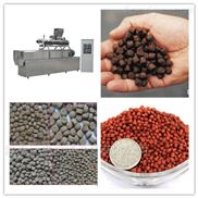 水产饲料生产线罗非鱼饲料膨化机械设备