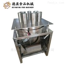 DY-YP1商用蔬菜莲藕切圆片果蔬切片机德盈食品机械