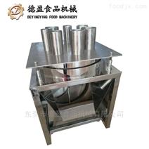 商用蔬菜蓮藕切圓片果蔬切片機德盈食品機械