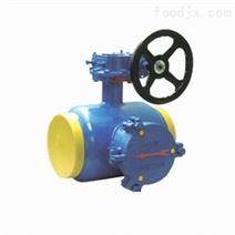 富林克泵閥 熱力管道過濾式全焊接球閥