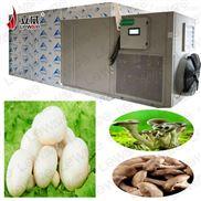 河北香菇空气能热泵烘干房