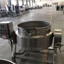 电加热夹层锅 型号全 正丰机械生产