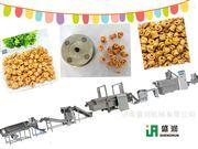 TSE65盛润机械蔬菜卷油炸食品生产线