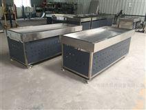 冰鲜台使用不锈钢材质不生锈吗
