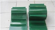 火腿肠自动包装生产线码卡皮带,挡板输送带