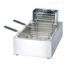 台式单缸单筛电炸炉