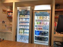 上海单门立式牛奶冷冻柜、饮料冷藏柜品牌