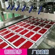 制作盒装血豆腐机器