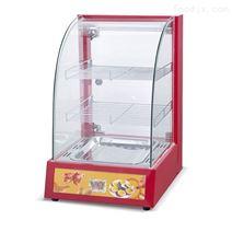商用弧形保温柜