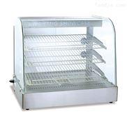弧形玻璃保温柜