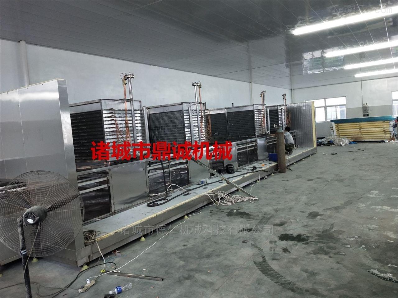 平板速冻机德仁机械专业生产