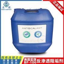 成都BF-106阻垢剂_蓝旗_水处理设备材料