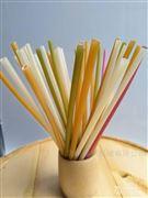 TSE75可食用大米吸管设备生产线