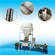 高产量变性淀粉双螺杆膨化设备