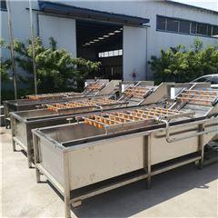 SDN-800毛豆加工设备 速冻毛豆生产线
