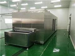 SDN-100速冻果蔬生产线