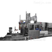 200升自動對口稱重灌裝機化工液體包裝機