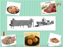 組織蛋白、素肉食品生產線