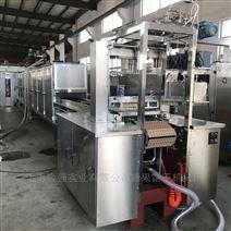 上海合强直销扁平棒棒糖浇注成型生产线