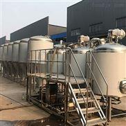 啤酒發酵設備餐飲店專用自釀啤酒設備價格