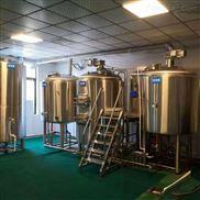 成都自釀啤酒館精釀啤酒設備廠家,原漿啤酒設備價格