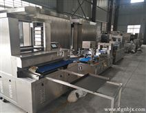 餅干生產線廠家直售,安全可靠手指生產設備