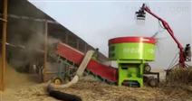 固定式旋切铡草粉碎机