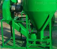 立式饲料粉碎搅拌机器组