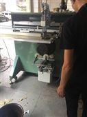 六角花盆丝印机花盆滚印机塑料盆丝网印刷机