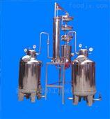 新型果汁渣白兰地蒸馏机组设备