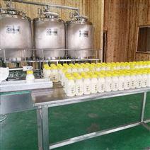 四川甘孜牦牛奶生产线