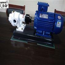 金海泵业JHCB高精齿轮泵