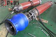 智匠泵业大流量潜水泵结构特点