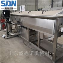 SDN-800毛辊式生蚝清洗机