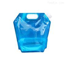 户外5L大大容量水袋可折叠水袋环保水袋