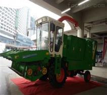 玉米茎穗兼收机器