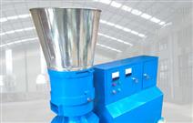 360養殖專用平模連軸顆粒飼料機