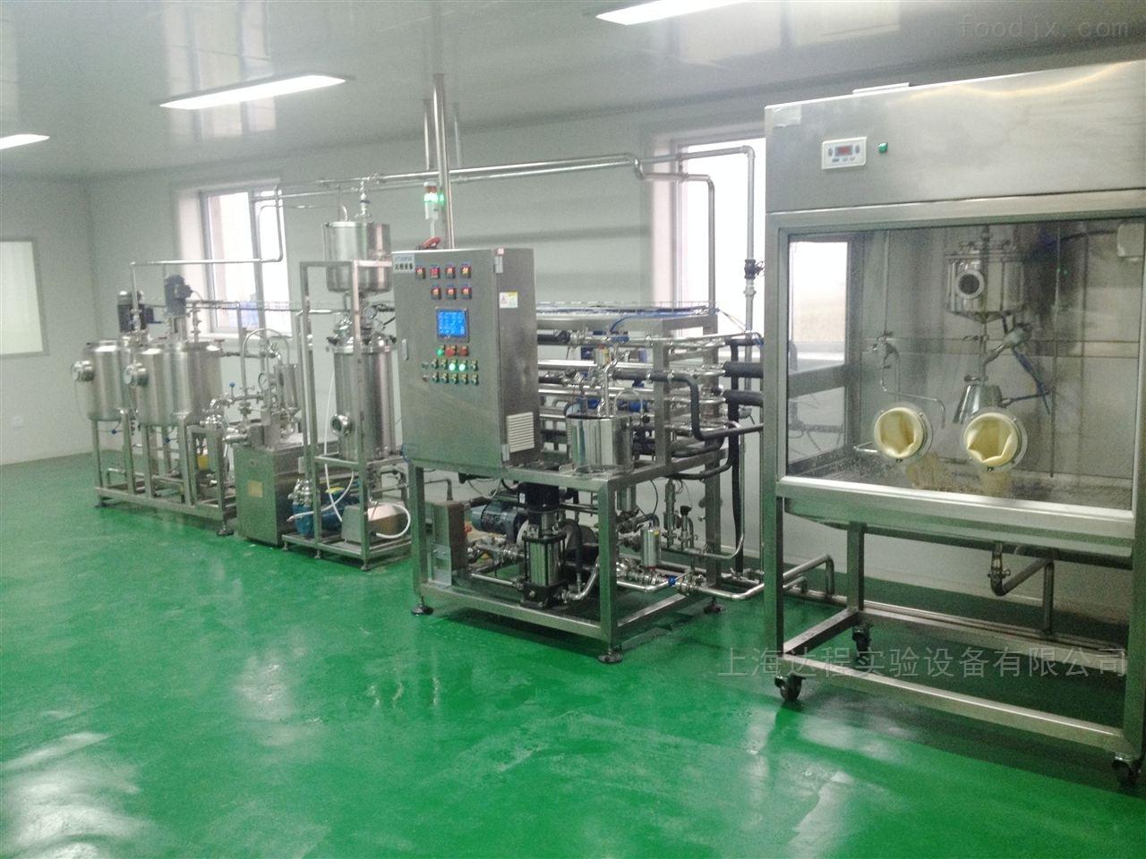 实验型果汁饮料生产线价格