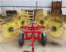 TF3.0型指盘式搂草机器