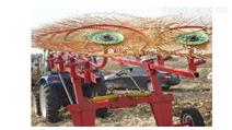 TF6.0型指盘式搂草机器