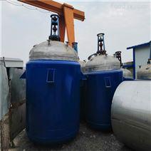 二手3噸不銹鋼反應釜出售