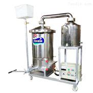 纯粮糖化蒸酒设备小型白酒设备