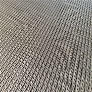 大米芝麻小颗粒输送人字型不锈钢网带