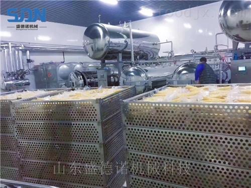 速冻玉米生产线多少钱
