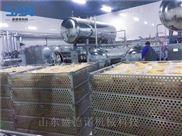 速冻玉米加工生产线