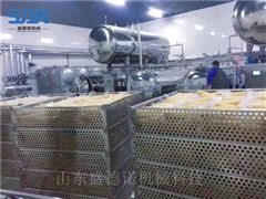 SDN-1000成套速冻玉米加工设备