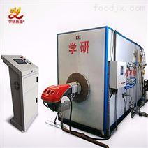 燃气蒸汽热能机锅炉