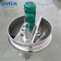 不銹鋼立式食品攪拌夾層鍋