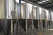濟南精釀啤酒設備,啤酒糖化設備